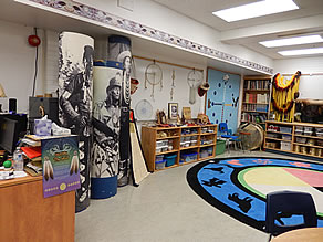 First Nations Metis Inuit Room