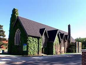 Appleby College's Chapel