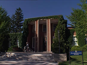 Appleby College's Campus Outside