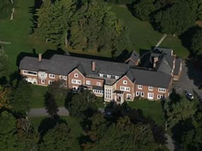 Fulford Academy Aerial Picture