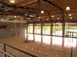 Lakefield College School's Gym